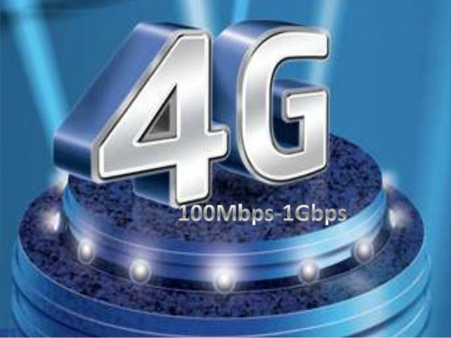  4G-4th Generation of mobile communication.  A descendant to 2G and 3G technology aiming to provide the very high data t...