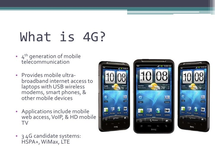 4g fourth generation mobile communication systems