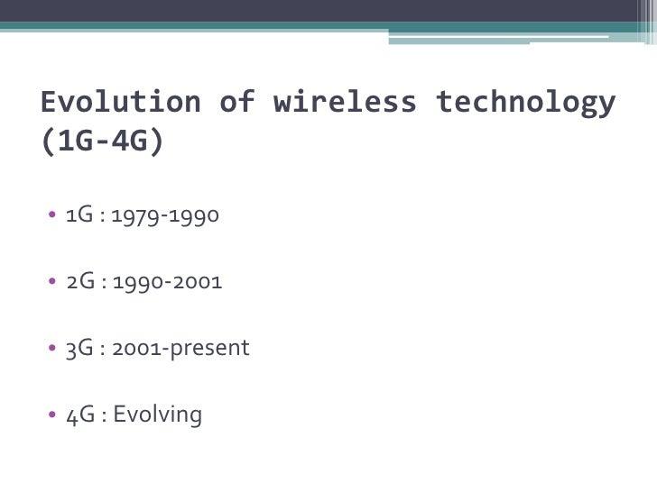 evolution of wireless technology 1 of 15 long term evolution (lte) & ultra-mobile broadband (umb) technologies for broadband wireless access subharthi paul subharthipaul@gmailcom (a survey paper.