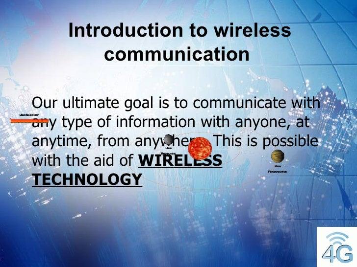 4g Wireless Final Ppt