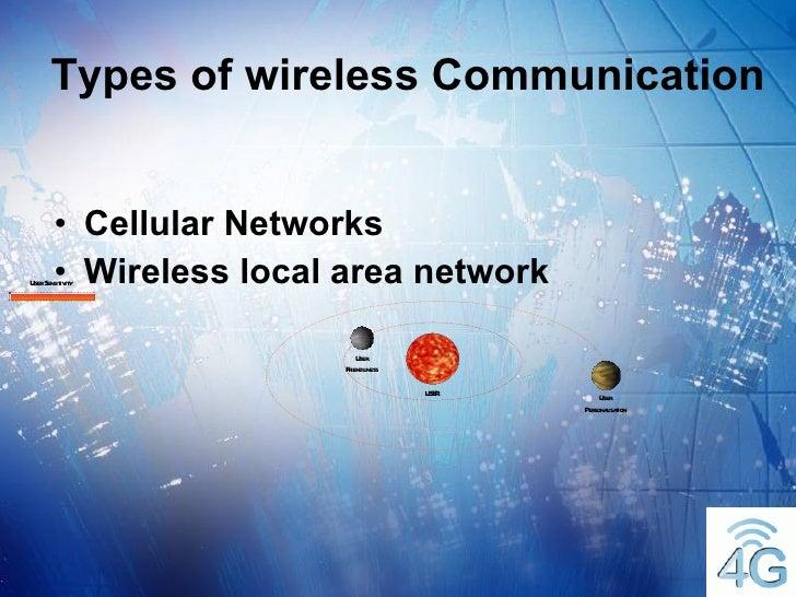 4g wireless  final ppt Slide 3