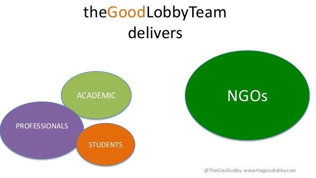 Why should you crowdsource lobbying? @alemannoEU