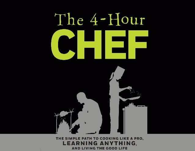WHY READ THIS BOOKTHIS IS MORE THAN JUST A COOK BOOK (ALTHOUGH IT IS THAT).IT'S A GUIDE ON HOW TO BECOME AN EXPERT IN ANYT...