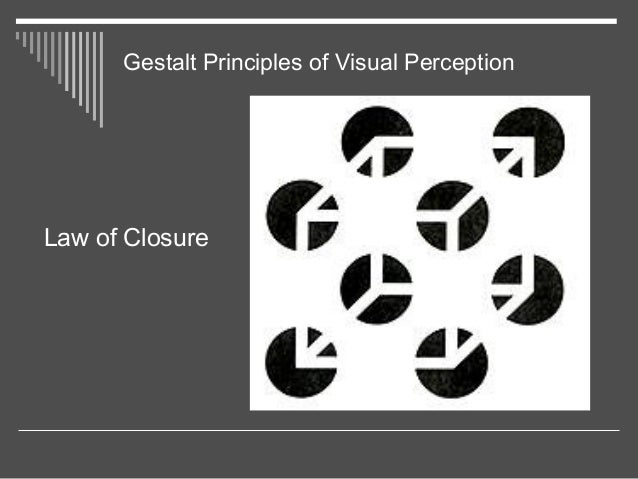 gestalt law of closure definition relationship