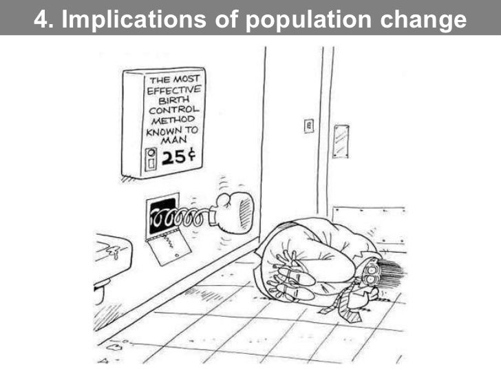 4. Implications of population change