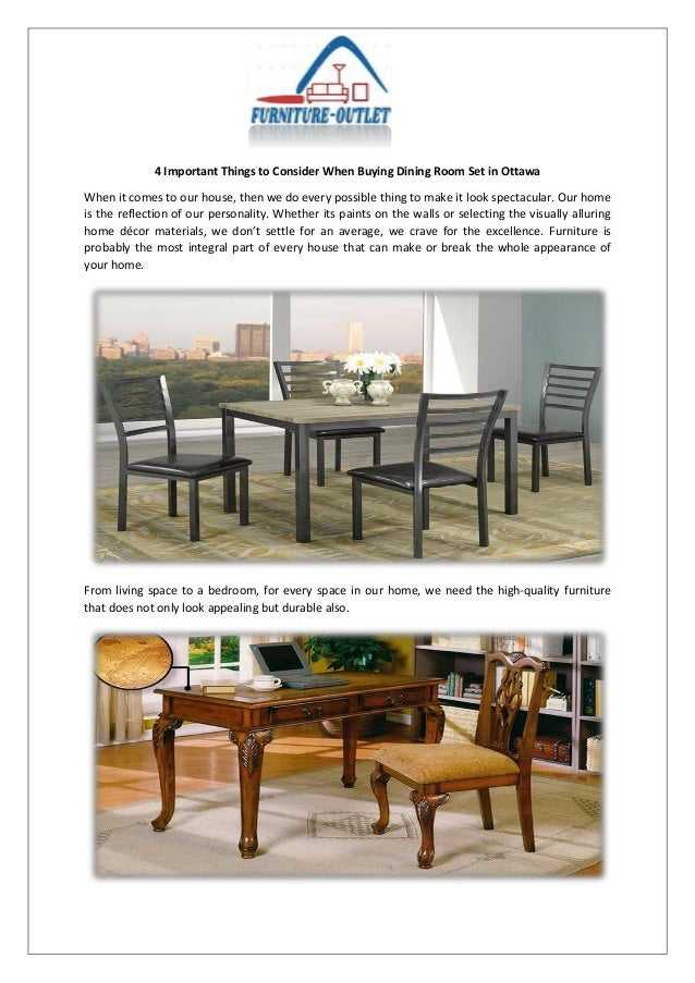 Dining Furniture Ottawa This Year @house2homegoods.net