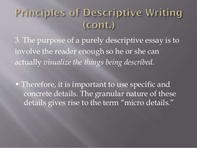 description of a dog for descriptive essay Descriptive essay: definition description is an important part of daily life and has an even bigger descriptive writing: definition, techniques & examples.