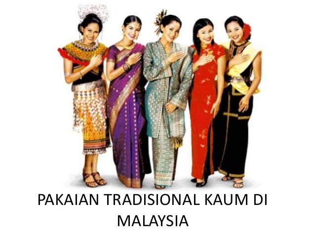4 jerai pakaian tradisional