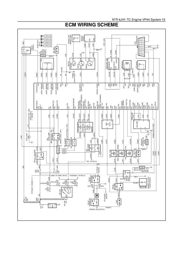 Exciting Isuzu Wiring Diagram For GMC W6500 Glow Plug Module Images ...
