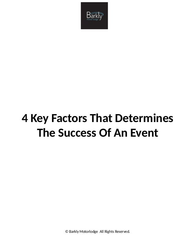 4 key factors that drive the The 4 factors to making the best decisions for you  stephen key contributor co-founder of inventright author of one simple idea series  but you'll make better decisions if you force .