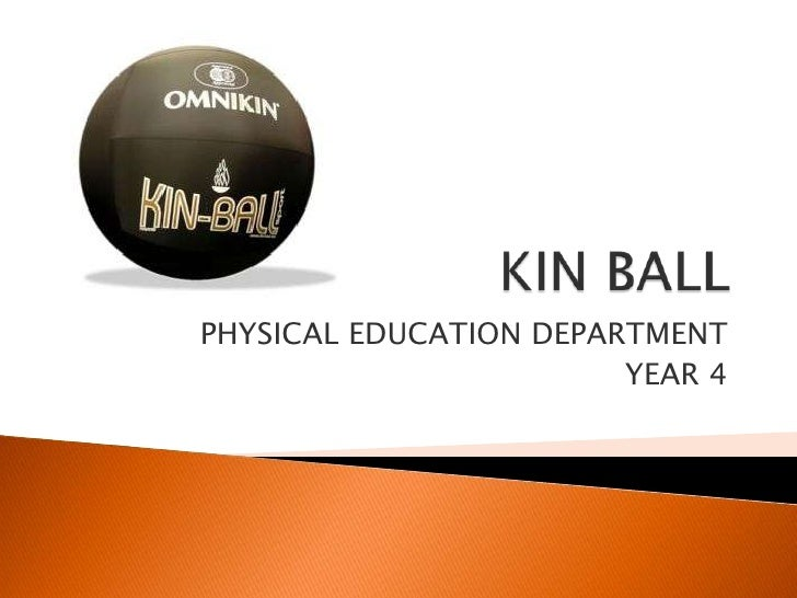 PHYSICAL EDUCATION DEPARTMENT                        YEAR 4