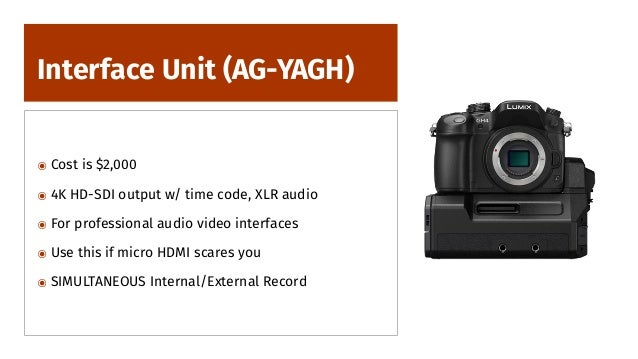 In-Depth: 4K Mirrorless Cameras: Sony A7 Series, Panasonic GH4, and …