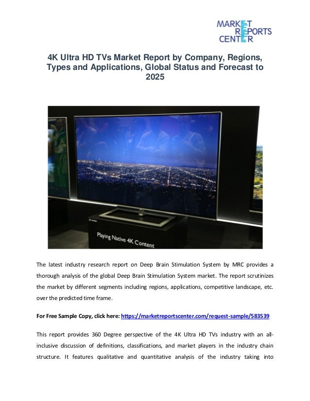 39024af57e8e 4 k ultra hd t vs market report by company