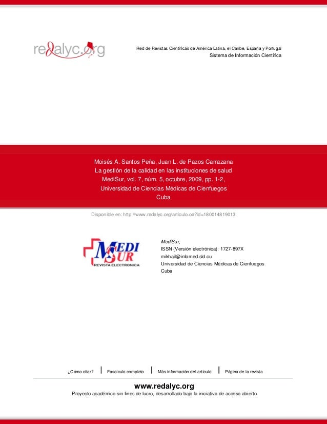 Disponible en: http://www.redalyc.org/articulo.oa?id=180014819013 Red de Revistas Científicas de América Latina, el Caribe...