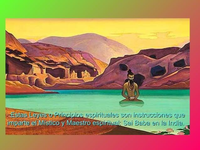 4 leyes de la espiritualidad