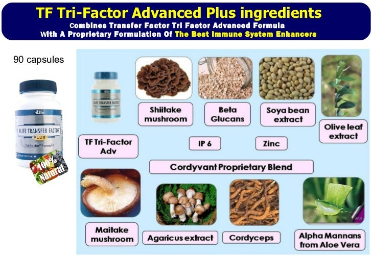 4life transfer factor product benefits