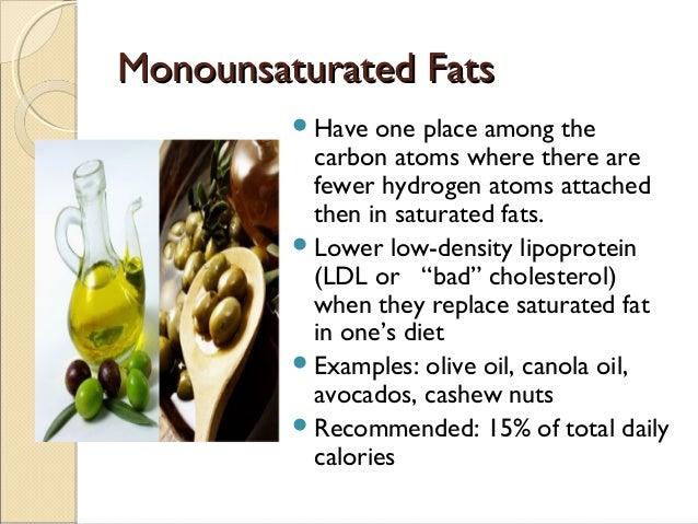 Lipids And Fats