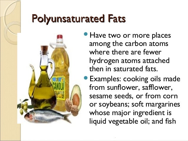 Are Saturated Or Unsaturated Fats Solid At Room Temperature