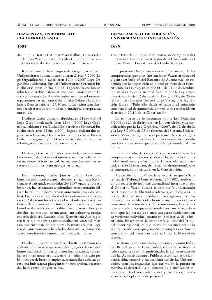 6142    EHAA - 2008ko martxoak 18, asteartea                N.º 55 ZK.              BOPV - martes 18 de marzo de 2008HEZKU...