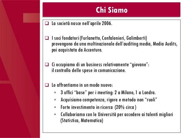 Savings e Investimenti Pubblicitari: Intro - 4 marzo 2010  - Furlanetto Slide 3