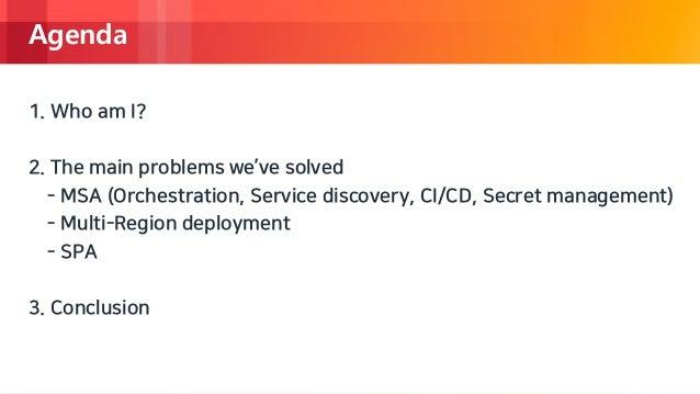 데이터센터 1도모르는 개발자가 마이크로서비스를 만났을때 (안주은, MyMusicTaste) :: AWS DevDay 2018  Slide 3