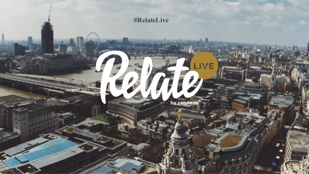 The customer journey mapping workshop (Relate Live London)