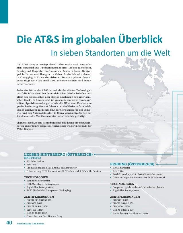 AT&S Geschäftsbericht 2011/12