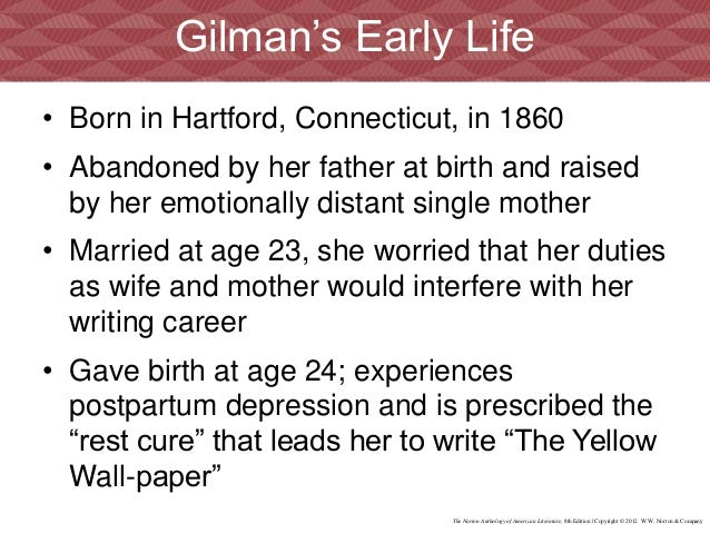 Charlotte Perkins Gilman's Radical Feminism Still Challenges Us Today