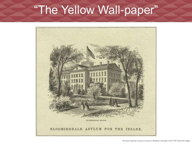"criticism the yellow wallpaper gilman essays Critics view charlotte perkins gilman's short story ""the yellow wallpaper"" as either a work of supernatural horror or as a feminist treatise regarding the."