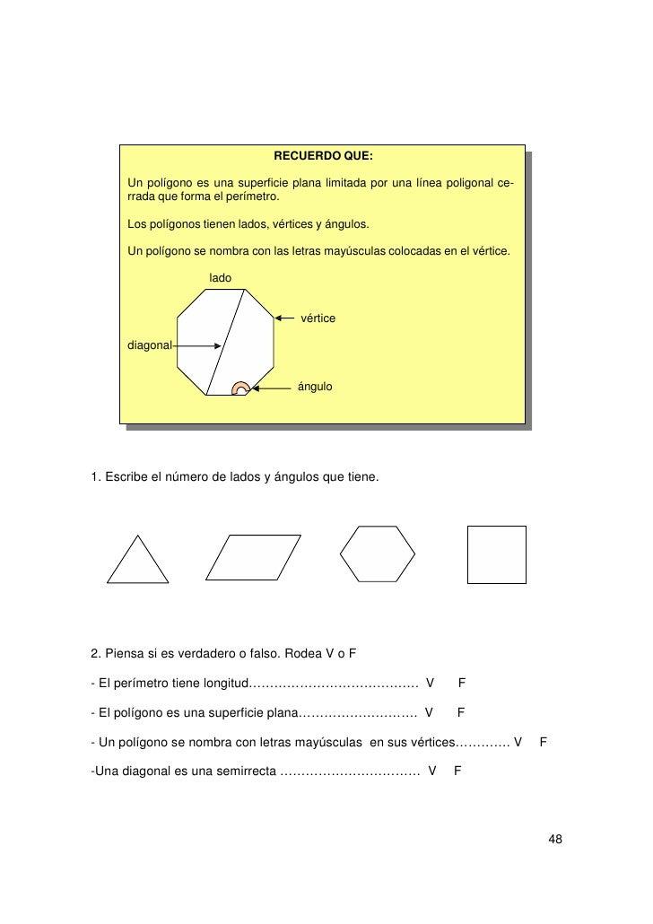 3. Dibuja un polígono. Traza un punto en el perímetro, otro dentro del perímetro yun tercero fuera.4. Sobre este pentágono...