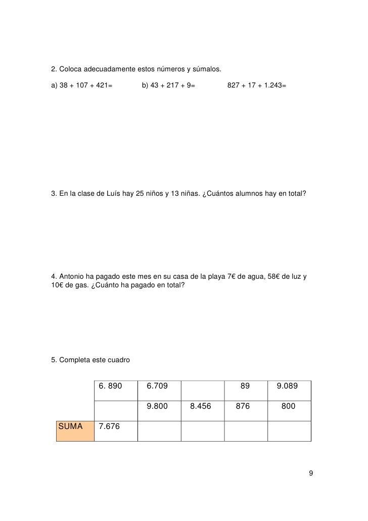 RECUERDO QUE:          Restar dos números es hallar su diferencia.          Los términos de la resta son: minuendo, sustra...