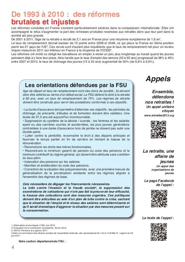 Appels Ensemble, défendons nos retraites ! Un appel unitaire citoyen www.retraites2013.org La retraite, une affaire de jeu...