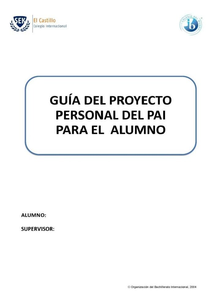 4 pai proyecto personal criterios 11-12