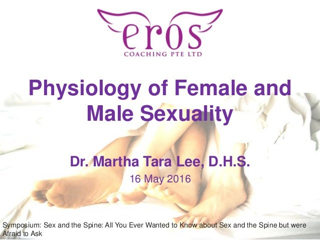 Male and female sexuality