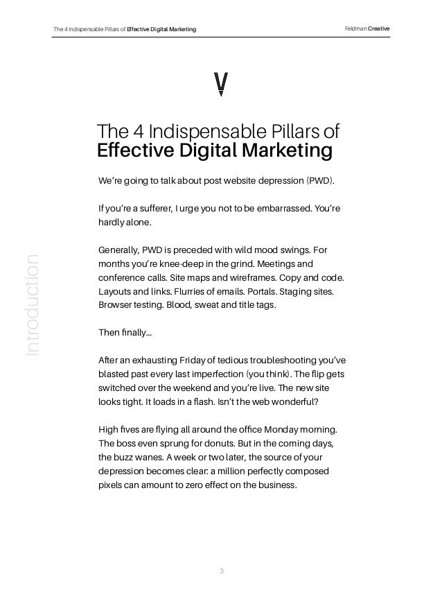The 4 Indispensable Pillars of 