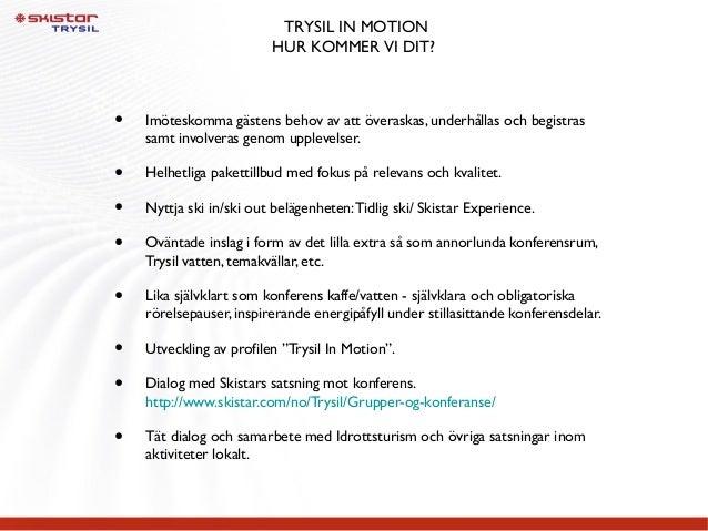 Trysilkonferansen 2013 - 4 - Pontus Åkesson
