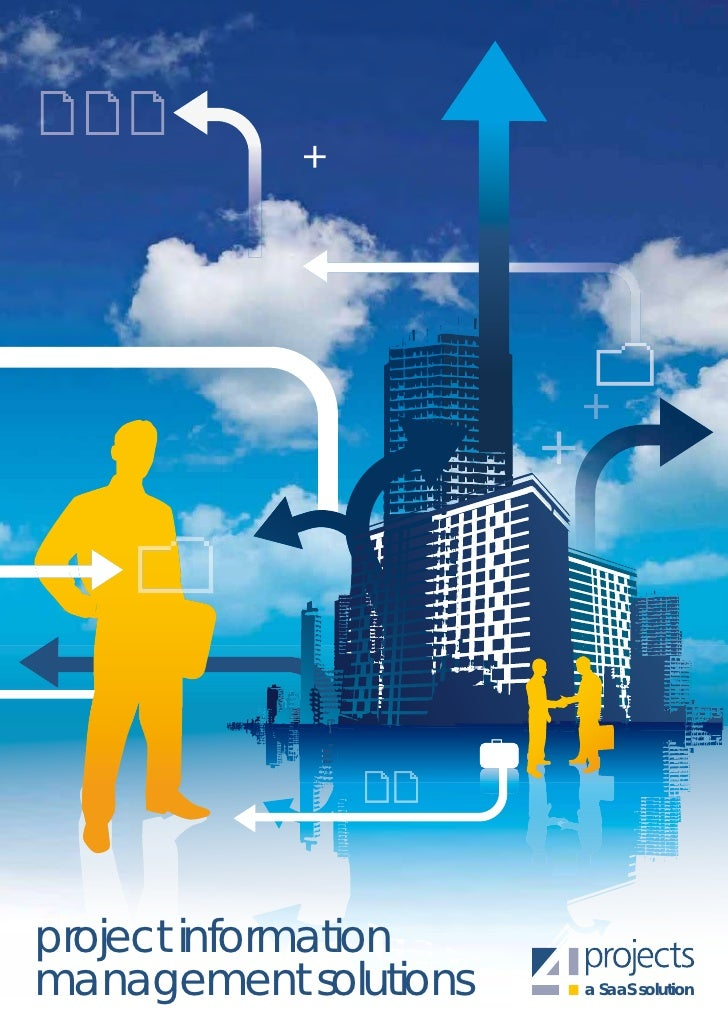 project information management solutions   a SaaS solution