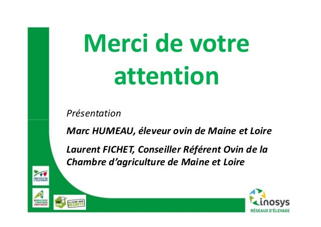 Inn ovin t moignage marc humeau - Grille remuneration chambre d agriculture ...