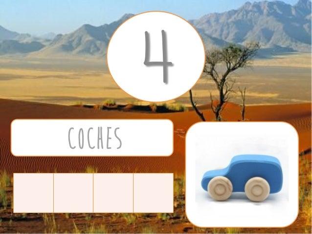 4 COCHES