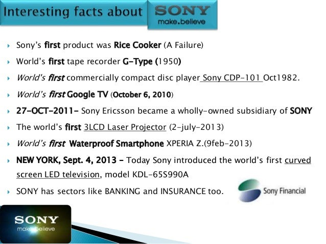 Sony Ericsson Marketing Mix