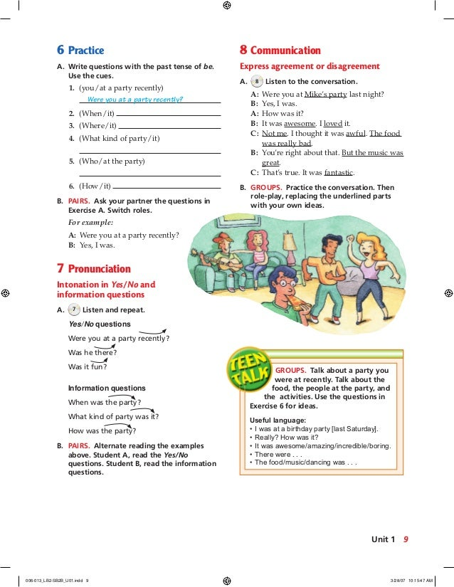 how to set up a project for year 4 student