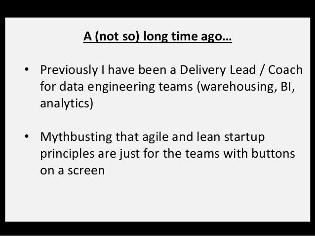 You've Got No UI?! (Agile Data Teams) Slide 3