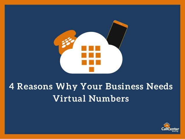 4 Reasons Why Your Business Needs Virtual Numbers
