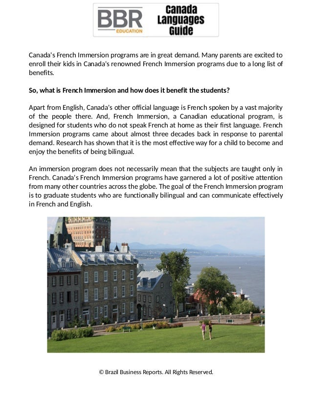 the reasons why quebec should not separate from canada For approximately the same reason why americans would not want new york state to separate the canadian government don't want quebec to separate because.