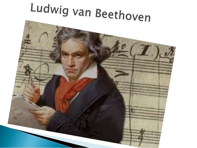 Beethoven nació el dia 17 de diciembre de 1770 en Alemania.  Fue compositor , director de orquesta y pianísta alemán. ...