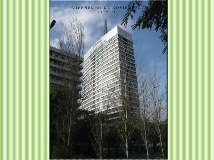 BARCELONA 4 EDIFICIOS MODERNOS - SANTS - PL. EUROPA - DIAGONAL PARTE ALTA Slide 3