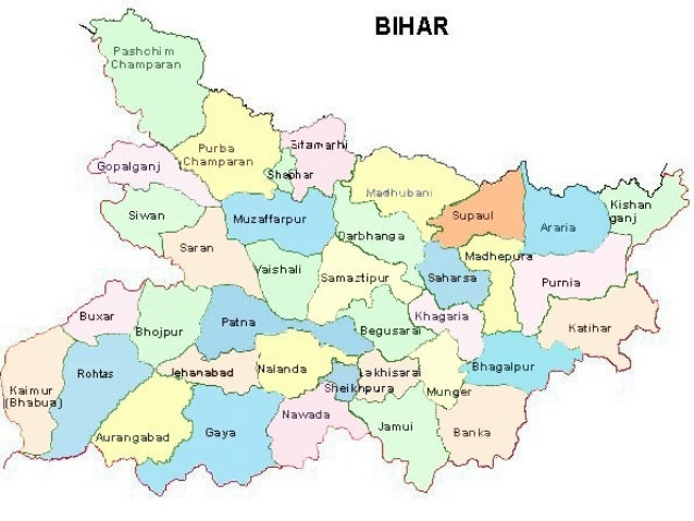 My experiences in bihar on the