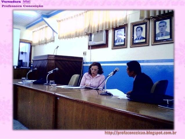 4ª sessão ordinária 12 de março de 2013