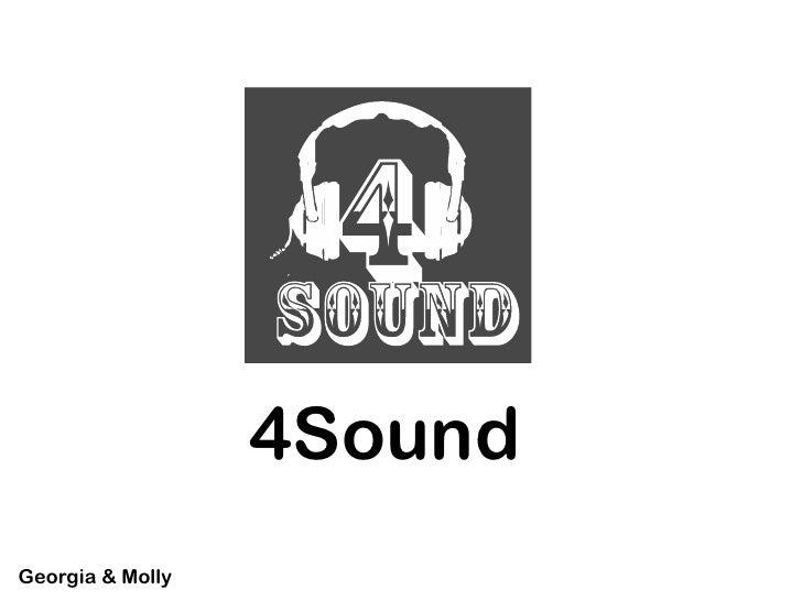 4SoundGeorgia & Molly