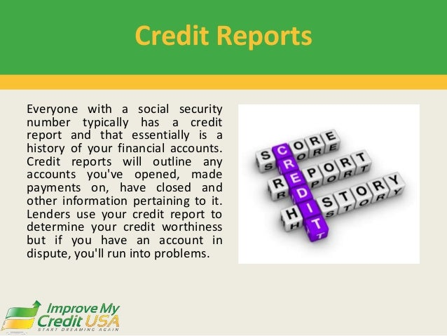 4 Steps To Remove Accounts In Dispute On Credit Report Slide 2